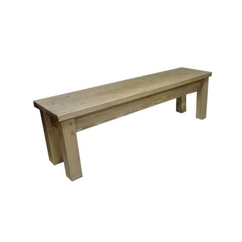banc vieux pin massif 1m10 de long laboutiqueduski. Black Bedroom Furniture Sets. Home Design Ideas