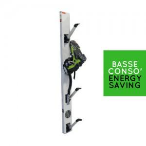 Seche et chauffe chaussure de ski à basse consommation pour 2 paires de chaussures