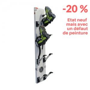 DESTOCKAGE Sèche chaussure basse consommation BLANC : 4 paires