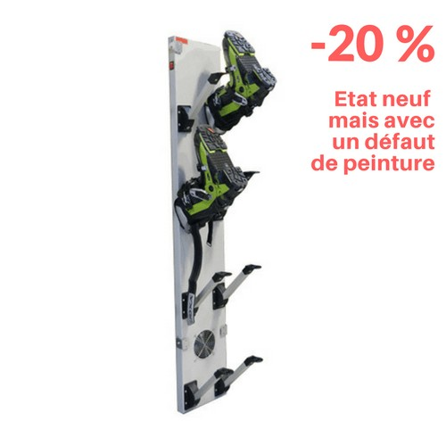 Seche chaussures basse consommation gris : 4 paires