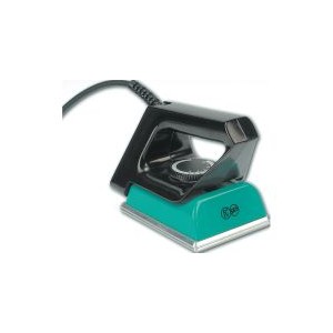 Handy shaped, powerful waxing iron