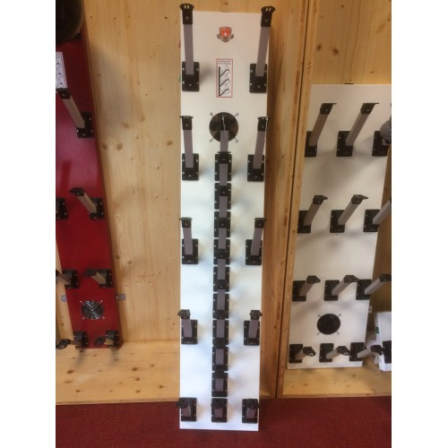 Energy Saving Ski Boot Dryer 4 pairs boots + 4 pairs gloves