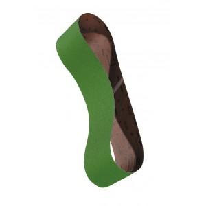 Bande de ponçage qualité verte - 5 pièces minimum - Grain 100