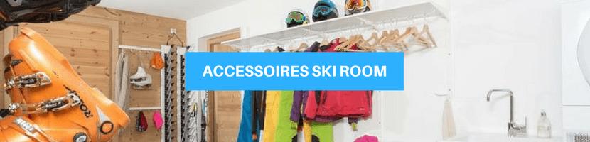 accessoires ski room