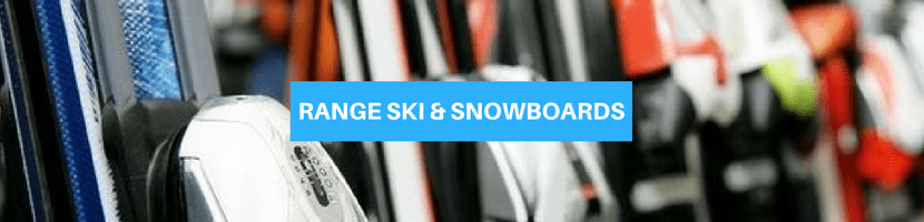 range ski