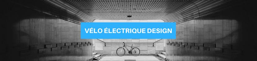 velo electrique design