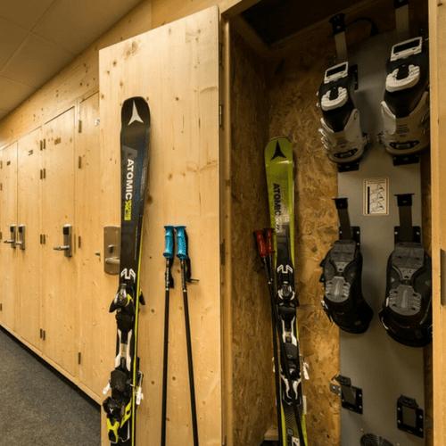 seche chaussures à Val Thorens à l'Hôtel Chalet Altitude
