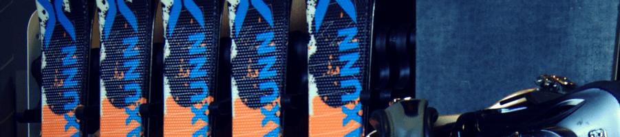 Range ski mural